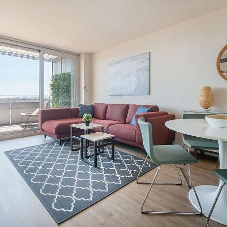 Apartments in Barcelona for further long-term renting out